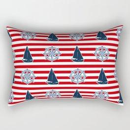 Nautical design Rectangular Pillow
