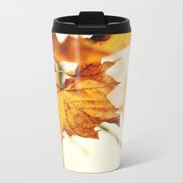 A Fall Like This Metal Travel Mug