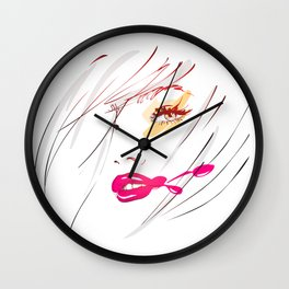 Cruise Control Wall Clock