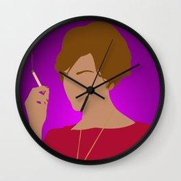 Joan Holloway - Mad Men Wall Clock