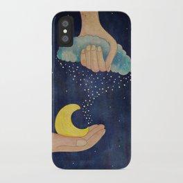 Handmade Night iPhone Case