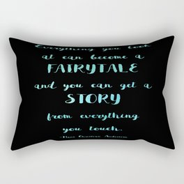 Fairytale Story Rectangular Pillow