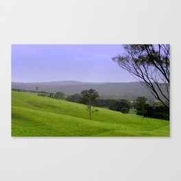 """""""Valley of a Thousand Hills"""" Canvas Print"""