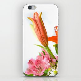summertime bouquet iPhone Skin