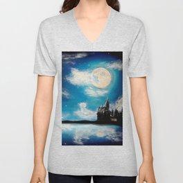 Magical sky Unisex V-Neck