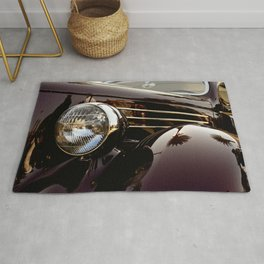 1936 FORD COUPE  Rug