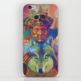 El Samán de Güere iPhone Skin