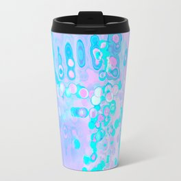 Pastel Amoeba Travel Mug