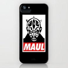 Obey Darth Maul (maul text version) - Star Wars Slim Case iPhone (5, 5s)