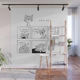 minima - mow mow mow Wall Mural