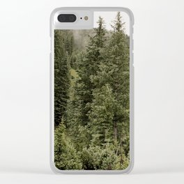 Colorado Greens Clear iPhone Case