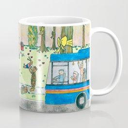 Welcome Home Soldier Coffee Mug
