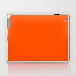 International orange (aerospace) Laptop & iPad Skin