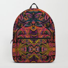Wildfire Cats Backpack