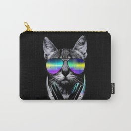 Dj Cat Carry-All Pouch