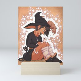 Why have only one familiar Mini Art Print