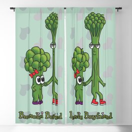 Broccolini Boyfriend Blackout Curtain