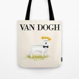 Van Dogh Tote Bag