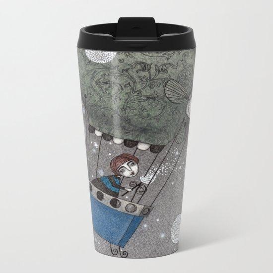 One Thousand and One Star Metal Travel Mug