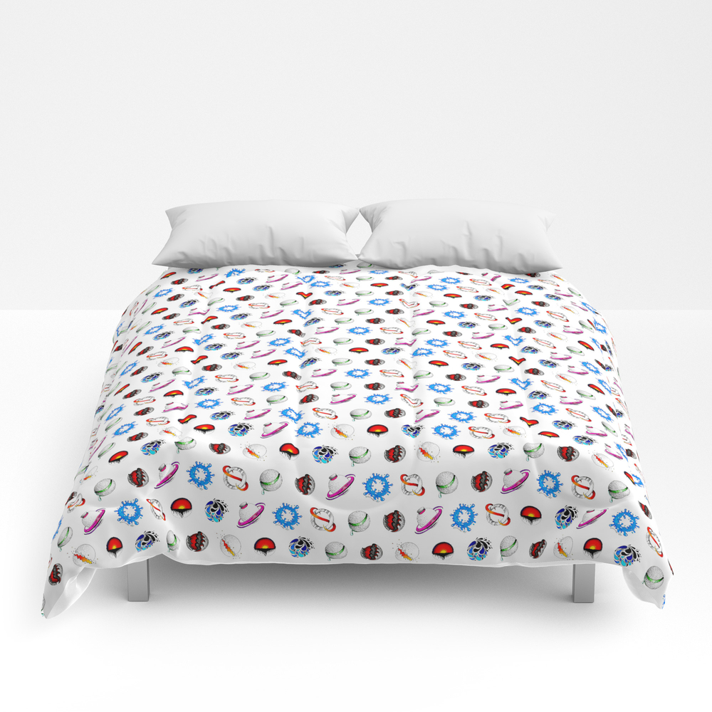 Evolution Of Elements Comforter by Mrhell CMF8613807