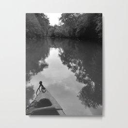 """""""Saluda River"""" Metal Print"""
