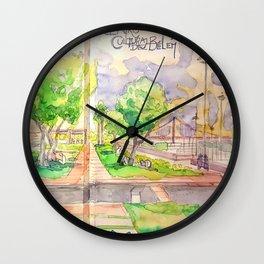 Centro Cultural de Belém. CCB. Lisbon Wall Clock