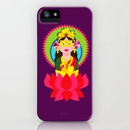 Devi  iPhone Case