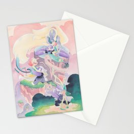 The Person We Are Together - Pearl, Amethyst, Opal Stationery Cards