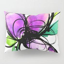 Ecstasy Bloom 10 by Kathy Morton Stanion Pillow Sham