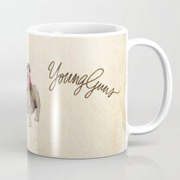 Young Guns Coffee Mug