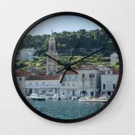 Hvar 2.0 Wall Clock