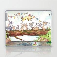 Monster Parade Laptop & iPad Skin