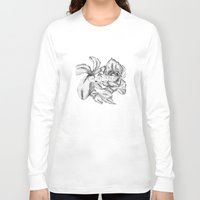 cunt Long Sleeve T-shirts featuring Cunt by Briana Exom