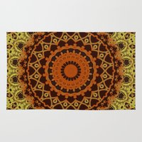 morocco Area & Throw Rugs featuring Morocco by Kimberly McGuiness