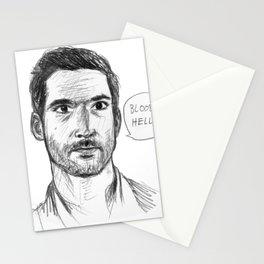 Bloody Hell Stationery Cards