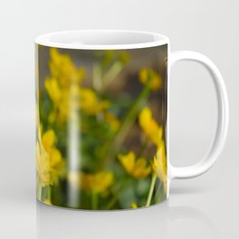Marsh Marigold Coffee Mug