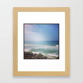 San Clemente Trail 2 Framed Art Print