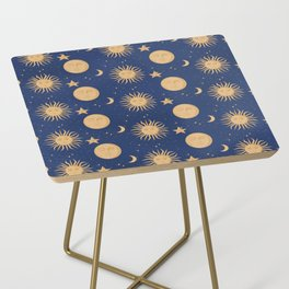 Celestial Bodies Side Table