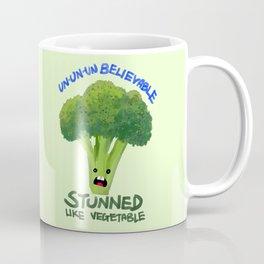 Stunned Like Vegetable Coffee Mug