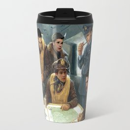 Teen Wolf Pilot AU Travel Mug