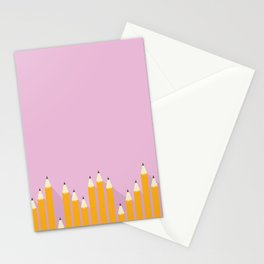 pencils.jpg Stationery Cards