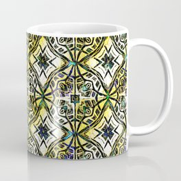 Middle Eastern Tile Coffee Mug