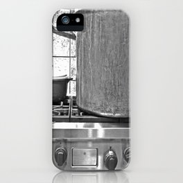 Ken's Big Lobster Pot iPhone Case