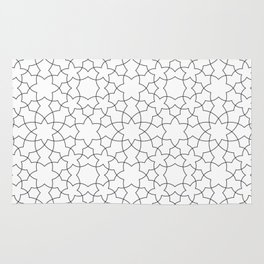 Minimalist Geometric 101 Rug