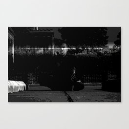 Contemplated Calling 5 Canvas Print