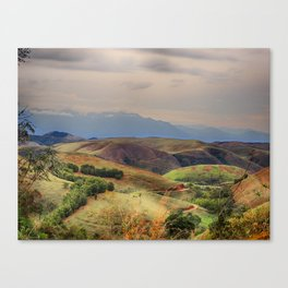 Hidden Valley Canvas Print