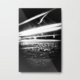 Line 1 Metal Print