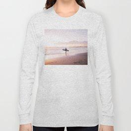 Venice Beach Surfer Long Sleeve T-shirt