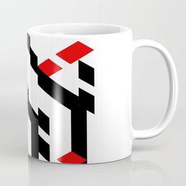 Black hand Coffee Mug