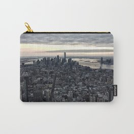 New York skyline x Carry-All Pouch
